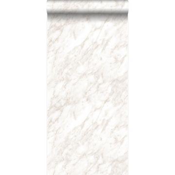 tapet marmor lysebeige