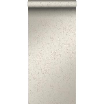 tapet metaleffekt varm sølv