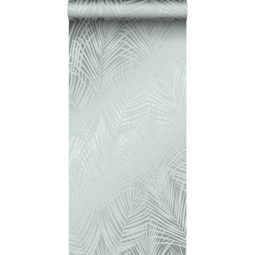 tapet palmeblade celadon grønt