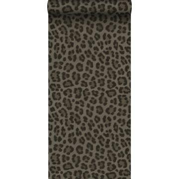 tapet leopardskind mulvarpegråt