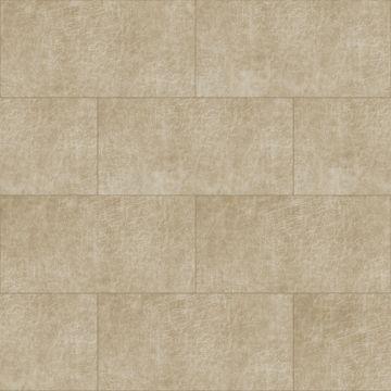 självhäftande väggpaneler eko-läder rektangel sandfarvet