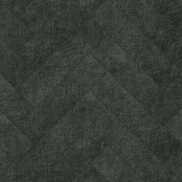 självhäftande väggpaneler eko-läder fiskebensmønster antracitgråt